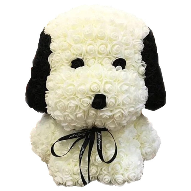 Forever Rose Toy Puppy Dog [LIMITED EDITION] - BigBeryl