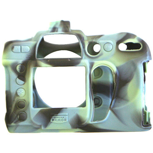 Camera Armor CA-1114 CM-Body Armor for D200 Camouflage