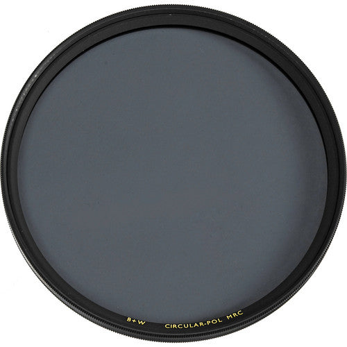 B+W 62mm Circular Polarizer MRC Filter (66-044841)