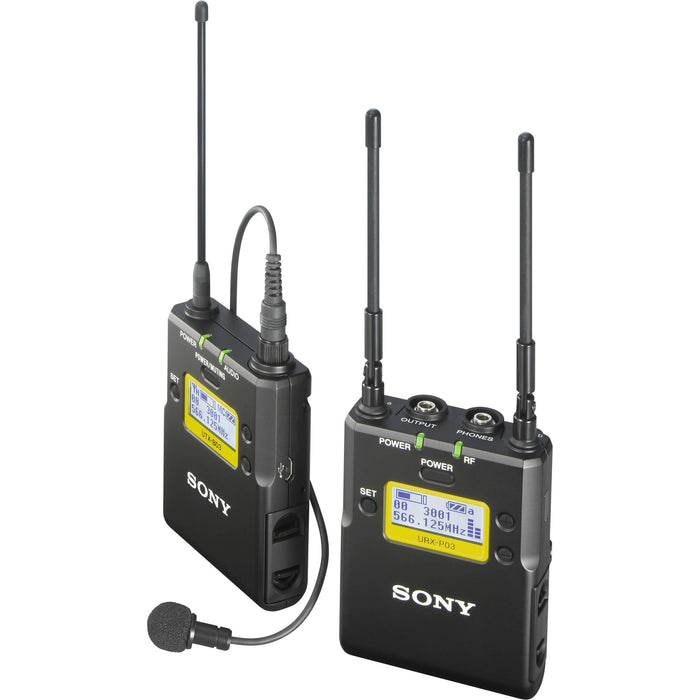 Sony UWP-D11 Integrated Digital Wireless Bodypack Lavalier Microphone System
