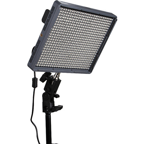 Aputure AL-HR672C Bi-Color LED Flood Light w/ 2 pcs. battery & remote