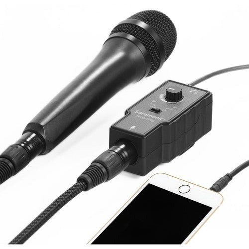 Saramonic SmartRig (Audio Adapter for Smartphones)