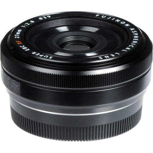 Fujifilm-Fujinon XF27mm F2.8 Mirrorless Camera Lens