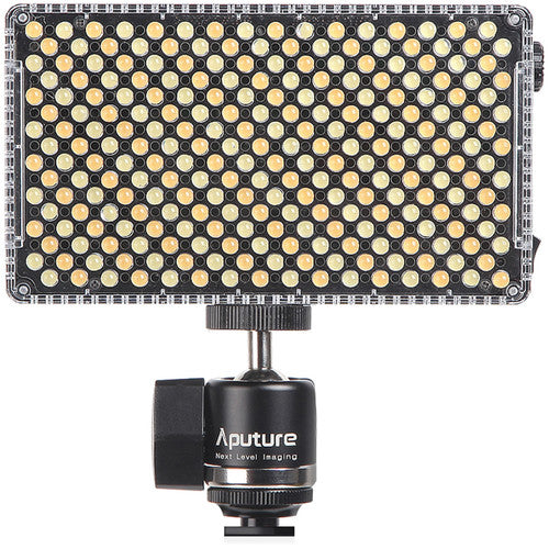 Aputure AL-F7 On-Camera Variable Color LED Light (3200 to 9500K)