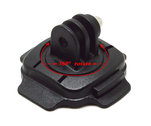 Rollin Image RL-GP92 Helmet mount w/ 360 Degree Rotation