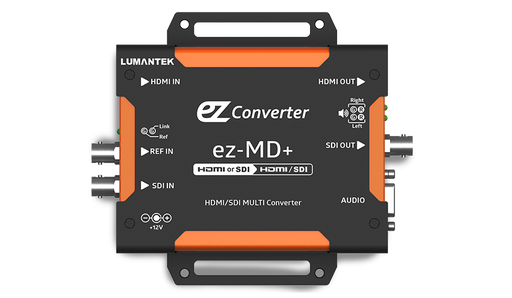 Lumantek ez-MD+HDMI/SDI Converter with Audio Mux/Demux