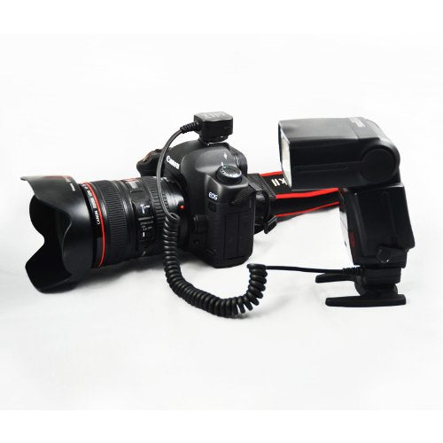 Pixel FC-311/S Flashgun Cable for Canon