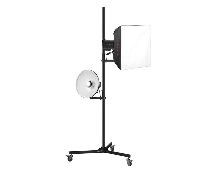 Jinbei JB16-2003  Professional Light Stand on Wheels