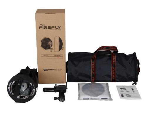 Aurora Firefly FBS2560 Foldable Softbox for Speedlight