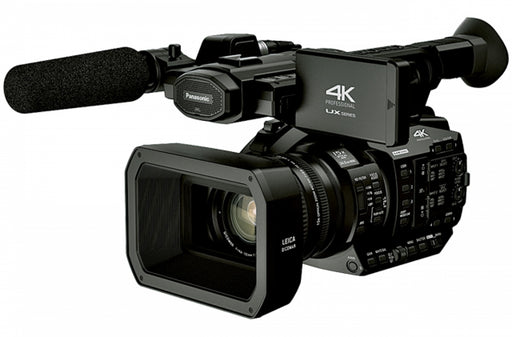 Panasonic AG-UX90 4K/HD Professional Camcorder (Call for Pricing)