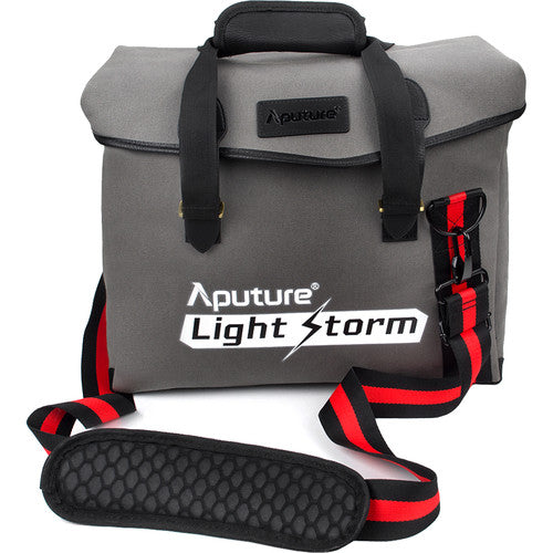 Aputure Light Storm Messenger Bag (Gray)