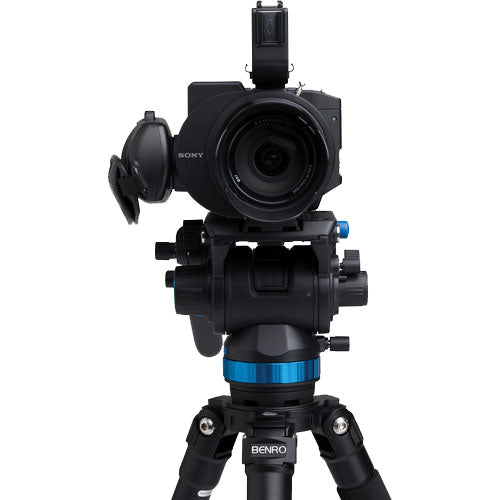 Benro S8 Pro Video Head with Flat Base