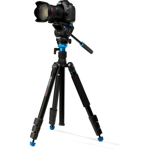 Benro Aero 4 Video Travel Angel Tripod Kit (Order Basis)
