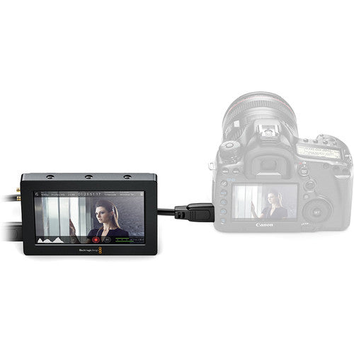 "Blackmagic Design Video Assist HDMI/6G-SDI Recorder and 5"" Monitor  (Order basis)"