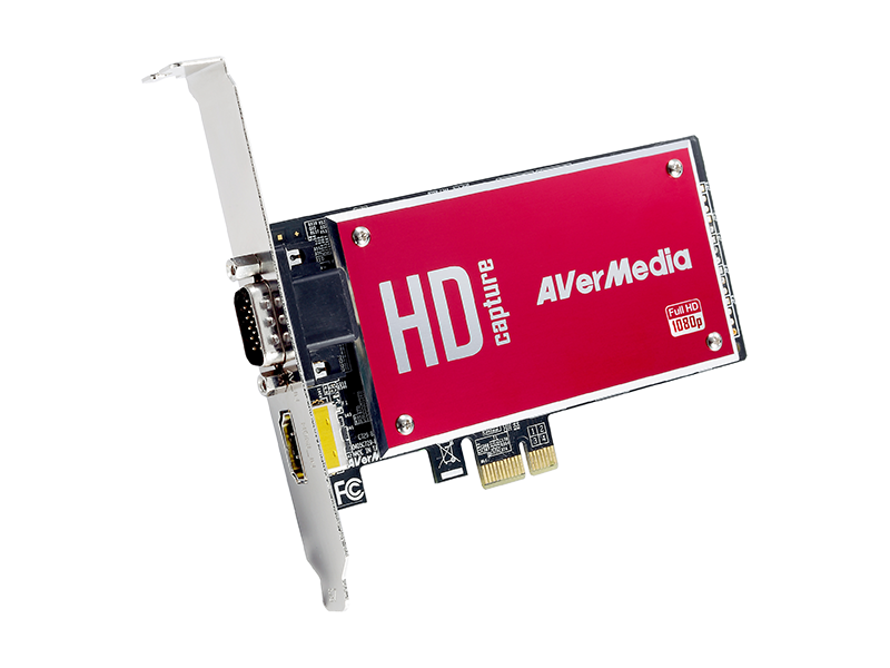 AVermedia C729 DarkCrystal HD Capture SDK II