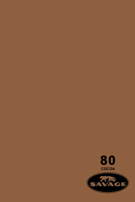 Savage Widetone Seamless Background Paper (#80 Cocoa, 9ft x 36ft)