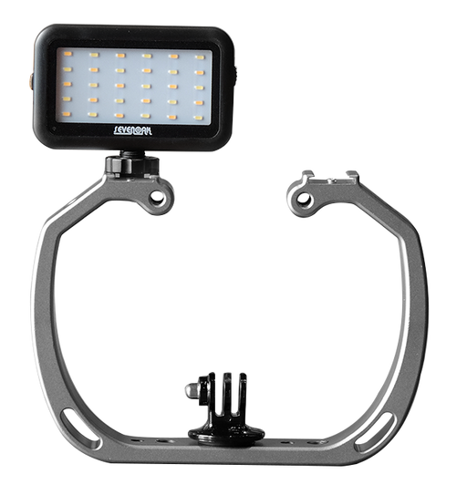 Sevenoak Bundle Promo Action Camera Cage + Led Video Light