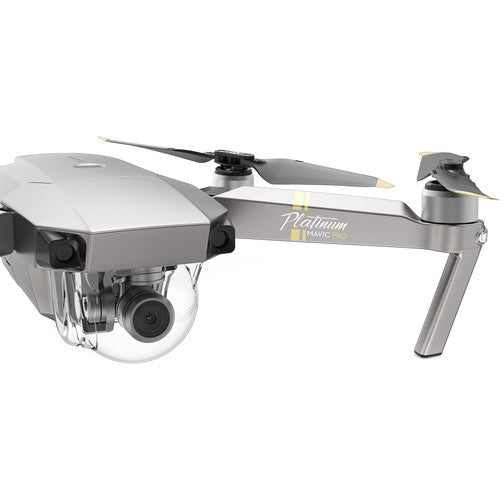 DJI Mavic Pro Platinum Fly More Combo (by order basis)