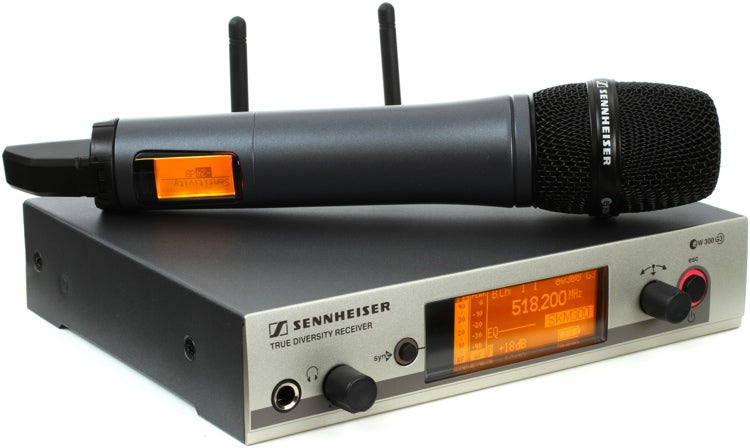 Sennheiser EW 335 G3 Wireless Microphone System with MD835 Mic