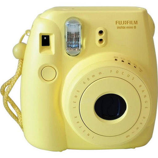 Fujifilm Instant Camera Instax Mini 8 Yellow ( By Order Basis)