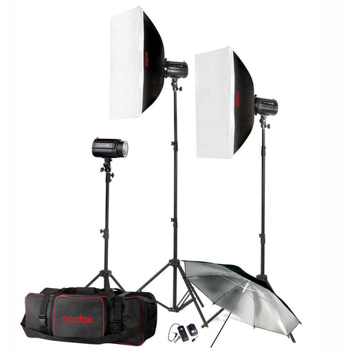 Godox H160-B Studio Flash Strobe Flash Kit