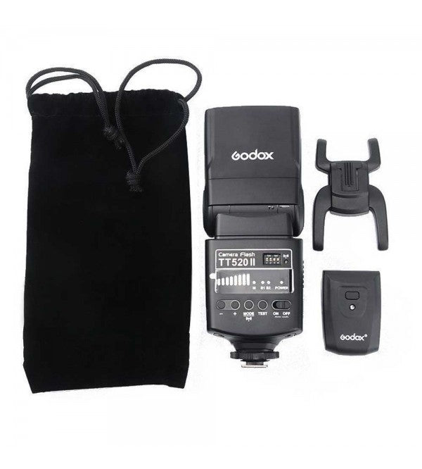Godox TT520II Thinklite Manual Camera Flash