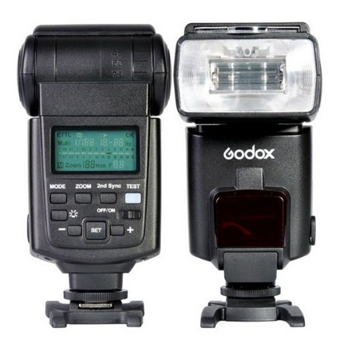 Godox TT680C E-TTL II Camera Speedlite Flash Light for Canon