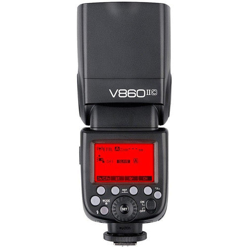 Godox VING V860IIC TTL Li-Ion Flash Kit for Canon Cameras