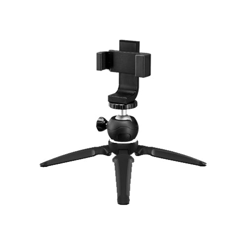 Jinbei L-10+A5 Desktop Tripod with Mobile Phone Holder Ball Head