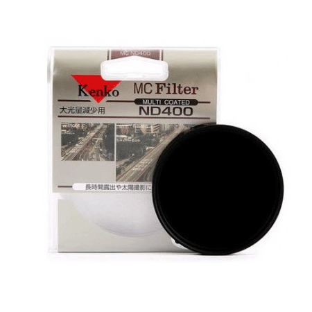 Kenko 72mm ND400 Multi-Coated Camera Lens Filters