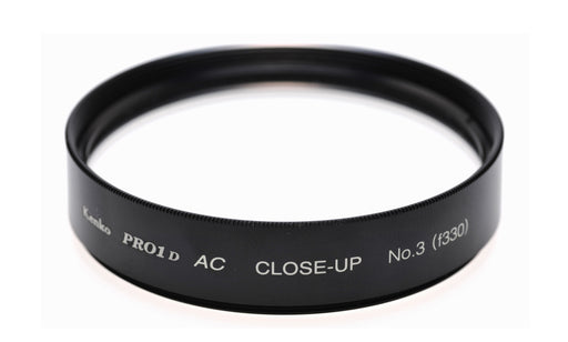 Kenko 52mm Pro1 AC Close-up No.3 Lens Filter
