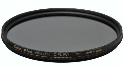 Kenko 62mm ZETA Wideband CPL Filter
