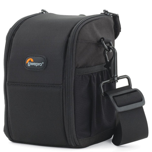 Lowepro S&F Lens Exchange Case 100 AW (Black)