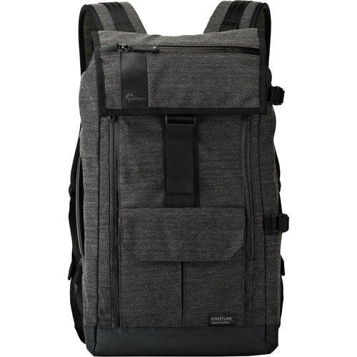 Lowepro StreetLine BP 250 Backpack (Charcoal Gray) (by order basis)