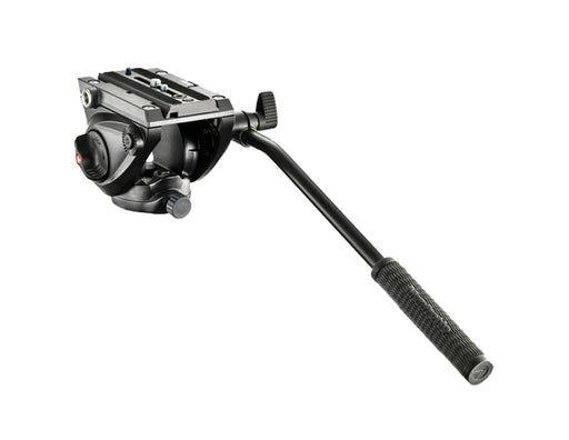 Manfrotto MVH502AH Pro Video Tripod Head with Flat Base