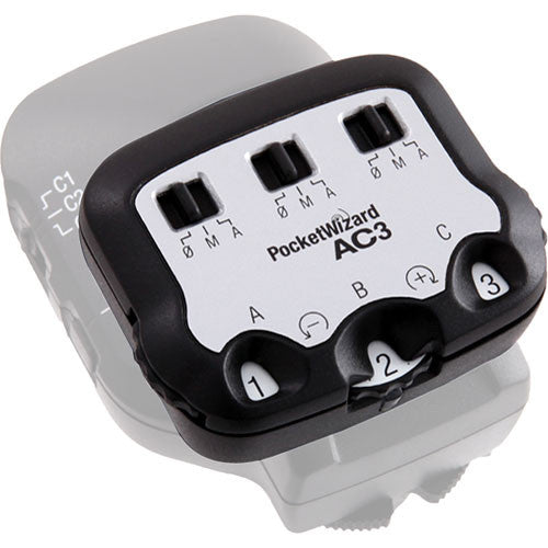 Pocket Wizard AC3 ZoneController for Nikon