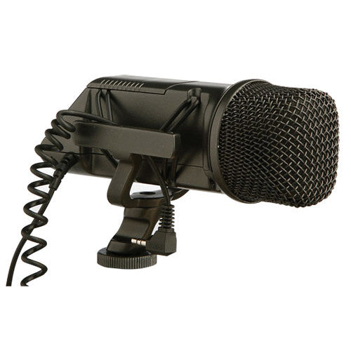 Rode Stereo Video Mic Camera Mounted Stereo Microphone
