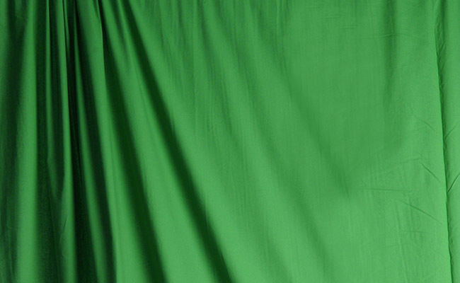 Savage Accent Solid Muslin Background (10 x 24', Green)