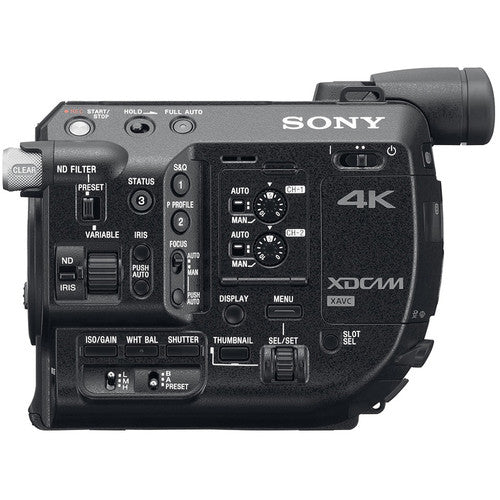 Sony PXW-FS5 XDCAM Super 35 Camera System (Call for Pricing)