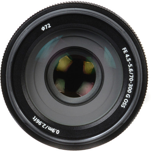 Sony FE 70-300mm f/4.5-5.6 G OSS Lens (by order basis)