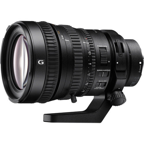 Sony FE PZ 28-135mm f/4 G OSS Lens (by order basis)