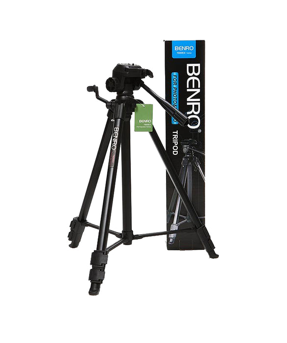 Benro T800EX Digital Aluminum Tripod with 3-Way Pan/Tilt Head