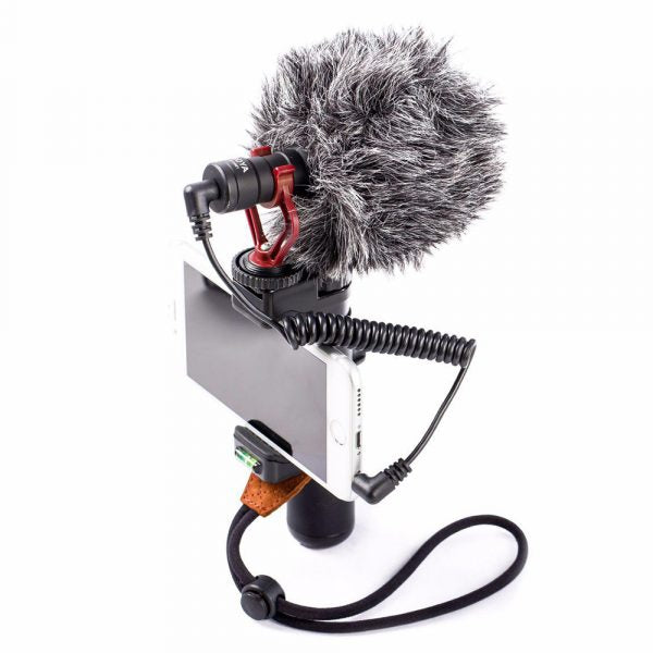 Boya BY-MM1 Cardioid Condenser Microphone