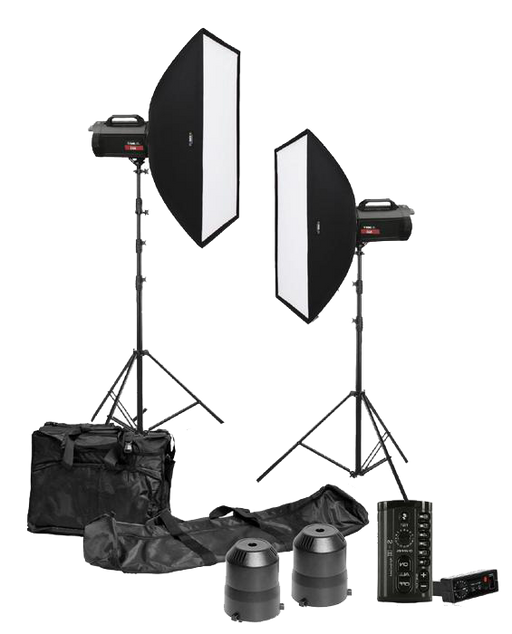 Rimelite Digital i.6A AC Studio Package (600 watts) Studio Strobe Light