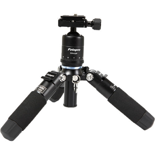 Fotopro Mini Pro Portable and Compact Multi-functional Mini Tripod