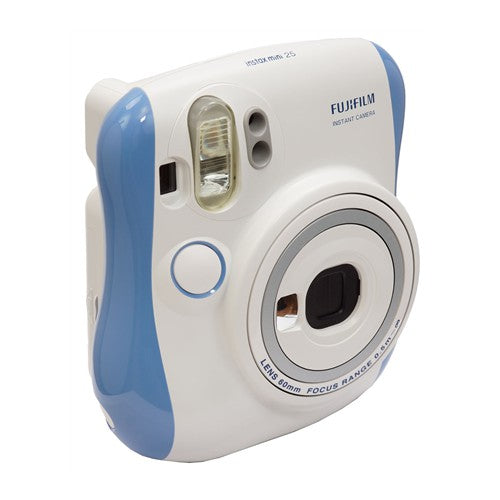Fujifilm Instant Camera Instax Mini 25 Blue (By Order Basis)