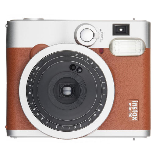 Fujifilm Instant Camera Instax Mini 90 Brown ( By Order Basis)