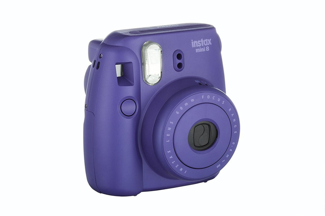 Fujifilm Instant Camera Instax Mini 8 Grape ( By Order Basis)