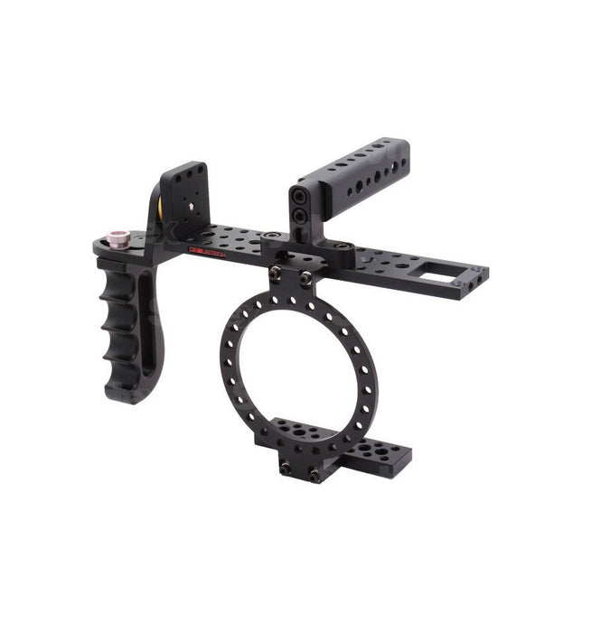 Genustech G-BMDCAGE  Black Magic Cinema Design Combat Cage  with Grip