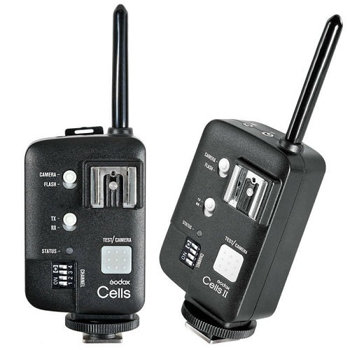 Godox Cells II-C Transceiver for Canon (Set)